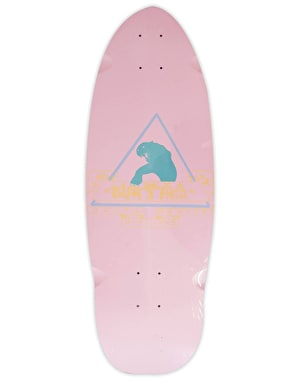 Santa Monica Airlines Natas Reissue Skateboard Deck - 10
