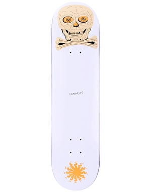 Quasi Crockett 'Skul' Skateboard Deck - 8