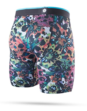 Stance Daisy Burn Poly Blend Boxers - Multi