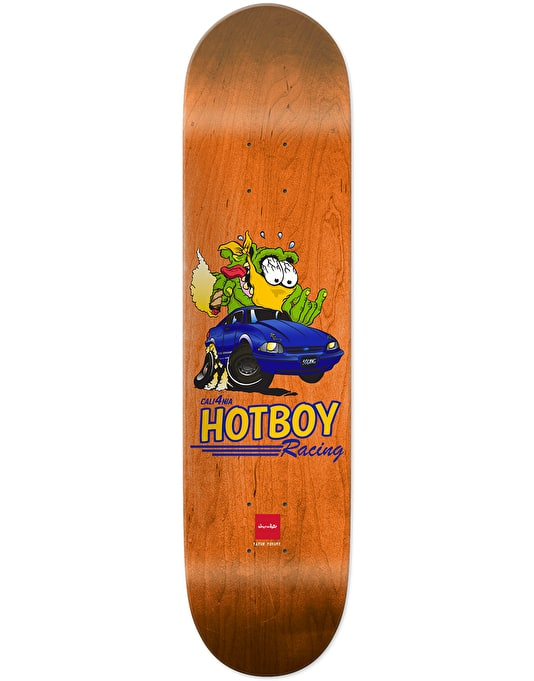 Chocolate Tershy Hot Boy Skateboard Deck - 8.5""