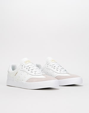 Adidas Busenitz Vulc RX R1 UK Exclusive Skate Shoes - Crystal White