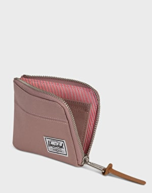 Herschel Supply Co. Johnny RFID Wallet - Ash Rose