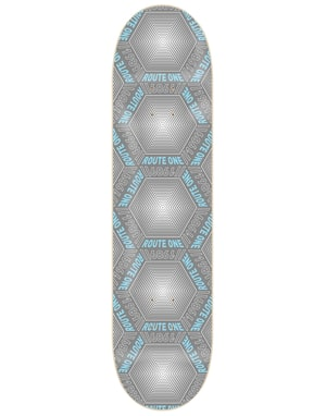Route One Vortex Skateboard Deck - 8.5