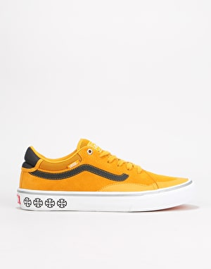 Vans x Independent TNT AP Skate Shoes - (Independent) Sunflower