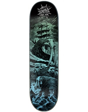 Creature Russell Black Abyss Pro Deck - 8.5