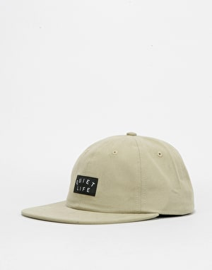 86bd2273a74 The Quiet Life Field Polo Hat - Tan ...
