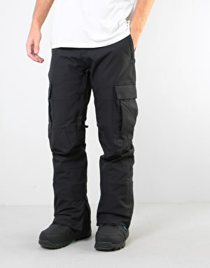 Bonfire Tactical 2019 Snowboard Pants - Black