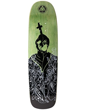 Welcome American Idolatry on Son of Golem Skateboard Deck - 8.75