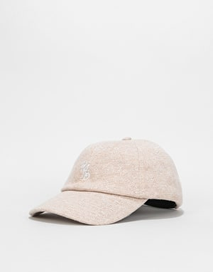 Diamond Supply Co. Serif Sports Cap - Heather Brown