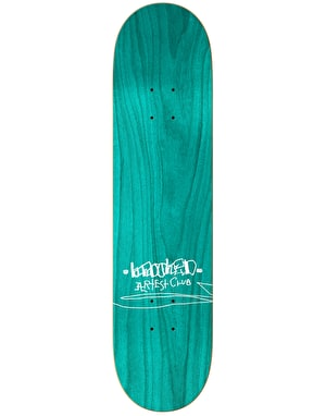 Krooked Gonz Shapes Skateboard Deck - 8.25
