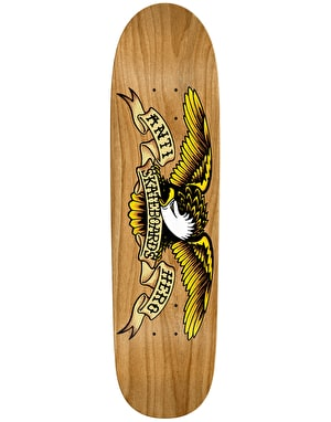 Anti Hero Shaped Eagle Skateboard Deck - 8.35