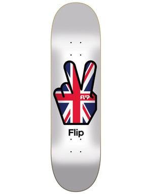 Flip Team Liberty Skateboard Deck - 8.13