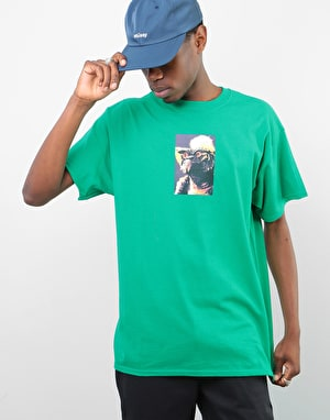 Manor Spike T-Shirt - Kelly Green