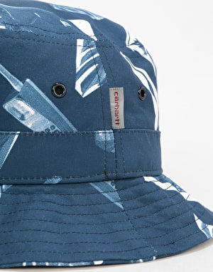 Carhartt Flammable Bucket Hat - Blue/White