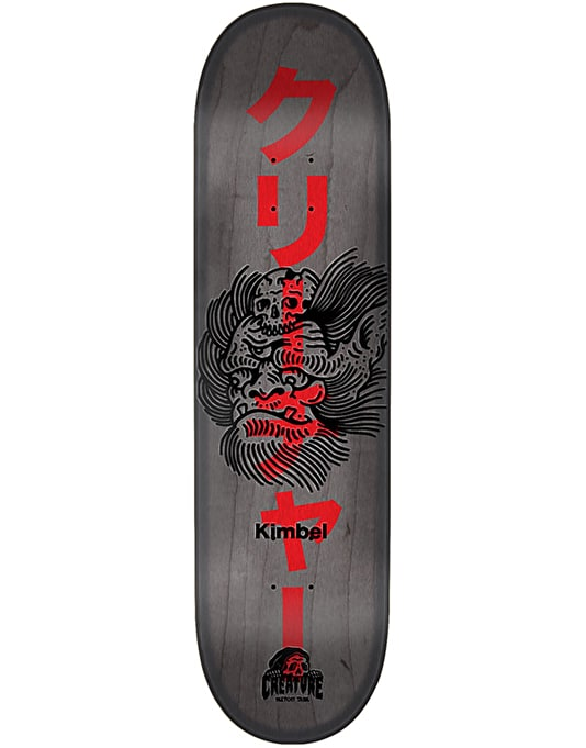 Creature Kimbel Sketchy Demons Skateboard Deck - 9""
