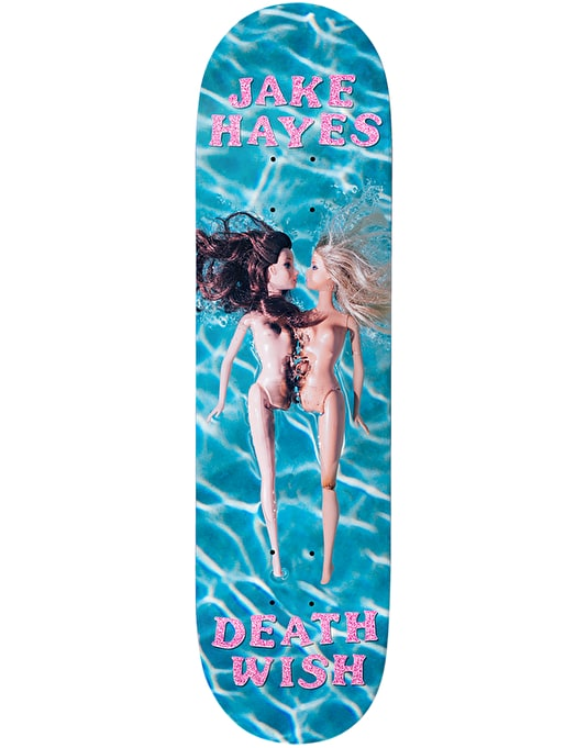 Deathwish Hayes Plastic Surgery Skateboard Deck - 8.25""