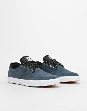 Etnies x ThirtyTwo Jameson SLW Skate Shoes - Dark Grey