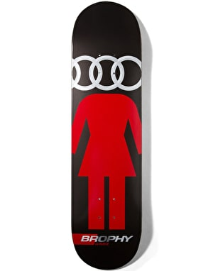 Girl Brophy Carnut Skateboard Deck - 8.375