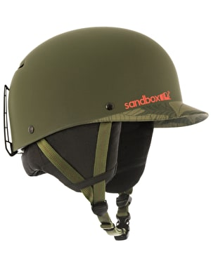 Sandbox Classic 2.0 2019 Snowboard Helmet - Jungle Camo