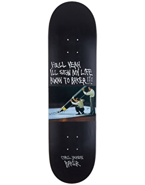 Baker Cyril Super Stock Pro Deck -  8.25