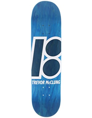 Plan B PS McClung Stained Pro.Spec Skateboard Deck - 8.125