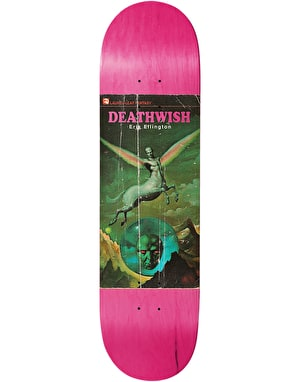 Deathwish Ellington Beyond Skateboard Deck - 8.375