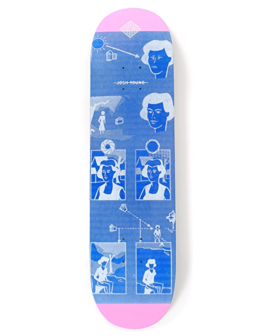 The National Skateboard Co. Young Photo Club Pro Deck - 8.125""