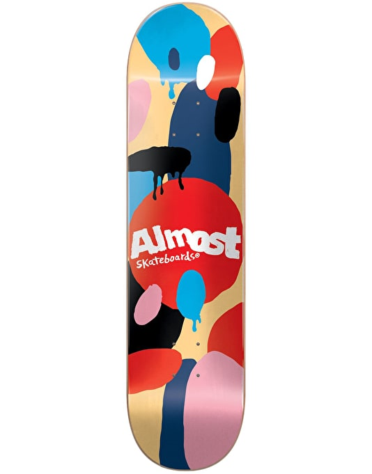 """Almost Spotted Skateboard Deck - 7.75"""""""