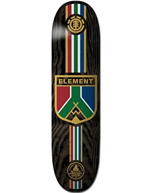 Element Elemental Awareness South Africa Skateboard Deck - 8