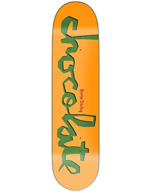 Chocolate Tershy Original Chunk Skateboard Deck - 8.375