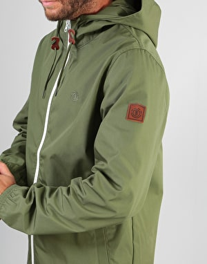 Element Alder Light Jacket - Surplus