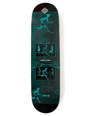 The National Skateboard Co. Lynn Photo Club Pro Deck - 8.5
