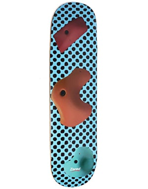 Alltimers Zered Davis Skateboard Deck - 8.3