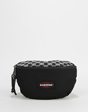 Eastpak Springer Cross Body Bag - Grey Weave