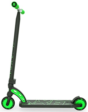 Madd MGP VX8 Pro Scooter - Black/Lime