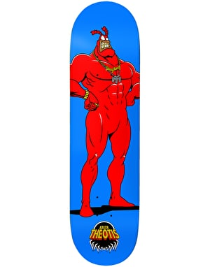 Baker Theotis The City Skateboard Deck -  8.25