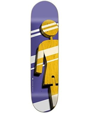 Girl Brophy Shutter OG Skateboard Deck - 8.25