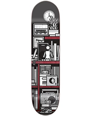 Girl x Sub Pop Brophy Skateboard Deck - 8.125
