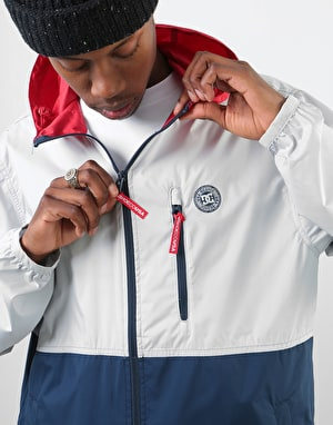 DC Dagup Triple Block 2 Jacket - Glacier Grey