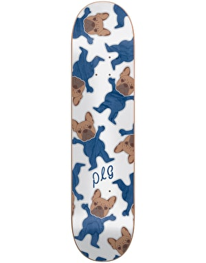 Darkstar x Grizzly PLG Grizzlybull Skateboard Deck - 8.5