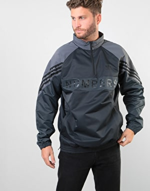Adidas x Numbers Track Jacket - Black/Grey/Carbon