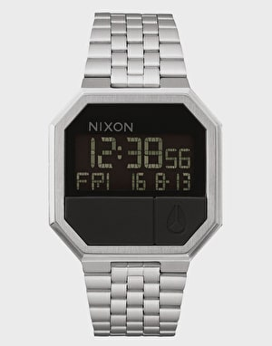 Nixon Re-Run Watch - Black