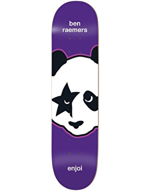 Enjoi Raemers Kiss Skateboard Deck - 8.25