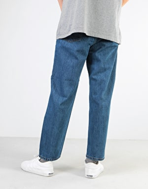 Obey Bender 90'S Denim - Stone Washed Indigo