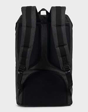 Herschel Supply Co. Little America Backpack - Black Crosshatch/Black
