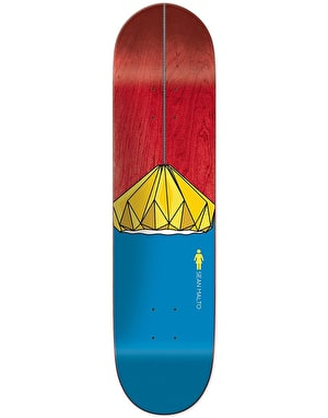 Girl Malto Illuminated Skateboard Deck - 8.25