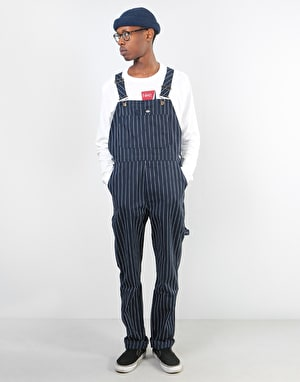 Dickies Moneta Overalls - Dark Blue