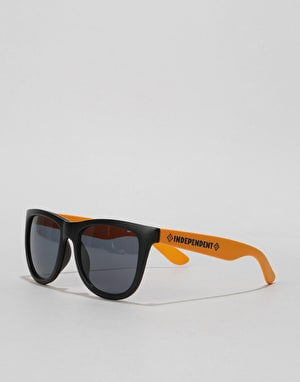 Independent Industry Sunglasses - Black/Orange