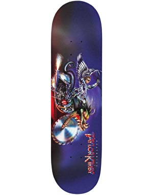 Deathwish Kirby Metal Meltdown Skateboard Deck - 8