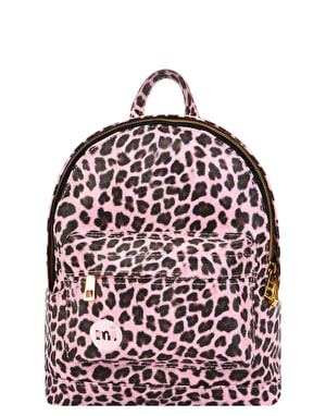 Mi-Pac Gold Super Mini Cheetah Backpack - Pink